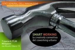 La creatività connettiva del coworking urbano | Zingarelli.biz [press review] | Scoop.it