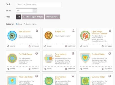 Open badges passport initial thoughts - blogpost from Huxleypiguk | Open Badges, badges, badges, badges.... | Scoop.it