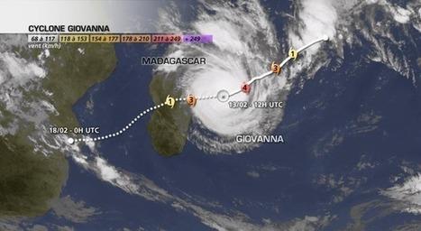 Actualité Météo : Le cyclone Giovanna a frappé durement Madagascar   Risques et Catastrophes naturelles dans le monde   Scoop.it
