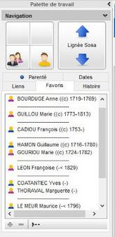 Début des recherches pour l'objectif G10 ~ D'Arverne et d'Armorique | GenealoNet | Scoop.it
