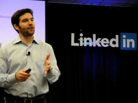 LinkedIn Made A Bunch Of New Announcements About Its Mobile ... | Mobile Technology | Scoop.it