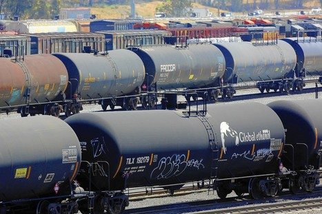 Fee on oil transported by rail a key issue in state budget debate | One World Enviromentalism | Scoop.it