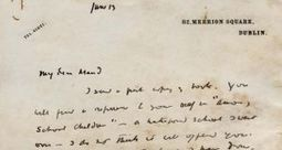 'I do not think it will offend you': Letter from WB Yeats to Maud Gonne | The Irish Literary Times | Scoop.it