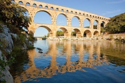 Le Pont du Gard en camping-car: mode d'emploi - France - Camping Car | Sud-France-Immobilier Infos | Scoop.it