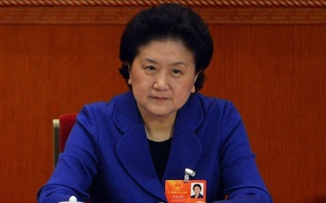 China appoints a woman to one of highest positions - Telegraph.co.uk | Women In Media | Scoop.it