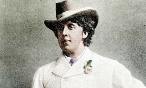 Oscar Wilde's gift to governor who let him read in Reading gaol up for auction | The Irish Literary Times | Scoop.it