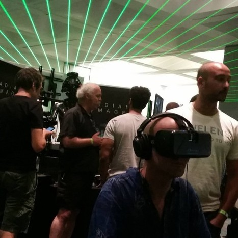 The Future Of Virtual Reality Might Be Present | cool stuff from research | Scoop.it