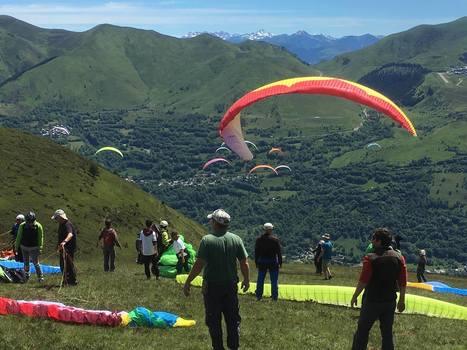 La vallée du Louron accueille cette semaine le championnat de France de parapente   Vallée d'Aure - Pyrénées   Scoop.it