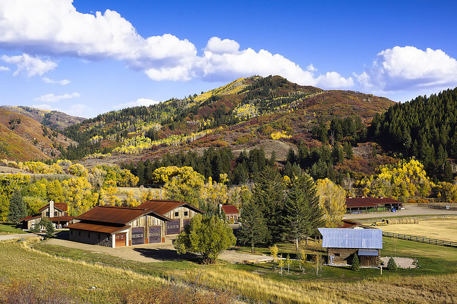 Former Apparel Executive Lists Colorado Ranch for $12.95 Million | Western Lifestyle