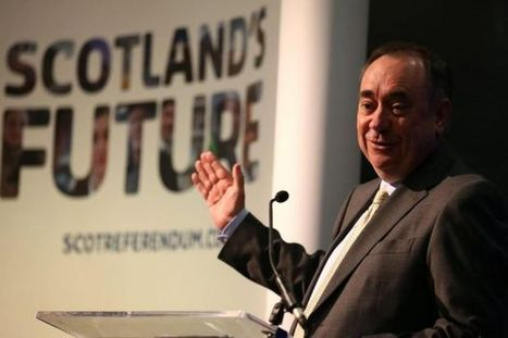 Salmond sets immigration target of 24,000 per year | Referendum 2014 | Scoop.it