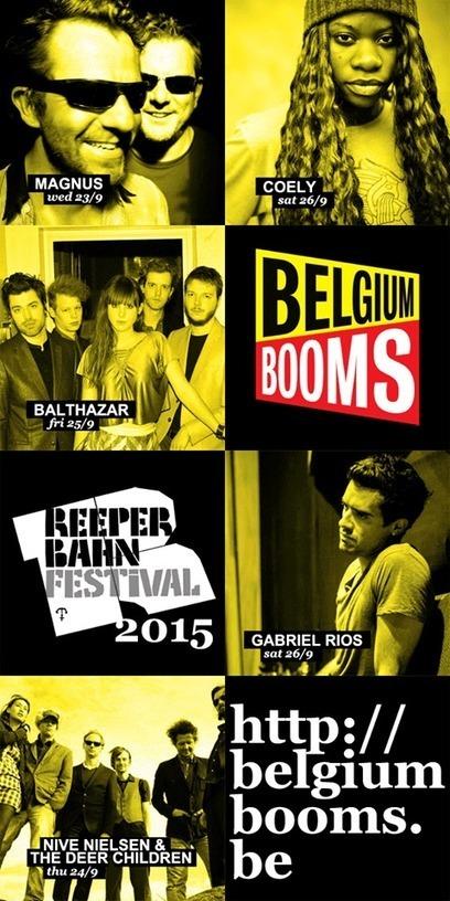 Belgium Booms: Best Music from Belgium | Infos sur le milieu musical international | Scoop.it