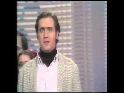 Friendly World - The Andy Kaufman Special - 1979 | culture & lifestyle | Scoop.it