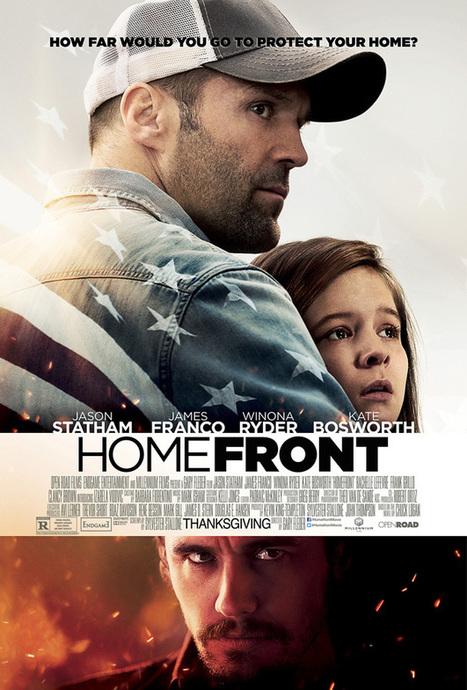 CloneWeb » Homefront : Jason Statham face à James Franco | james franco | Scoop.it
