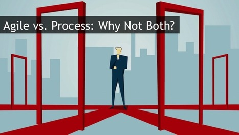 Agile vs. Process: Why Not Both? (Video) - Wrike Blog | Social Project Management | Scoop.it
