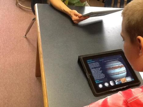 Twitter / HartK8: MIddle school students using ... | Instructional Technology | Scoop.it