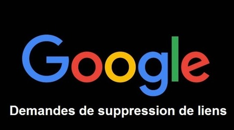 Google : 125.000 demandes de suppression de liens pirates par heure | Chiffres et infographies | Scoop.it