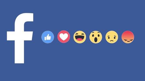 Facebook : Comment les marques ont-elles réagi aux nouvelles réactions? | CommunityManagementActus | Scoop.it