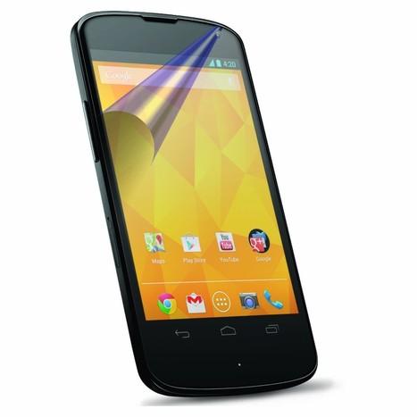 Screen Protector for LG Nexus 4 - LG Mobile Accessories - Mobile accessories | Mobile Phone Accessories | Scoop.it