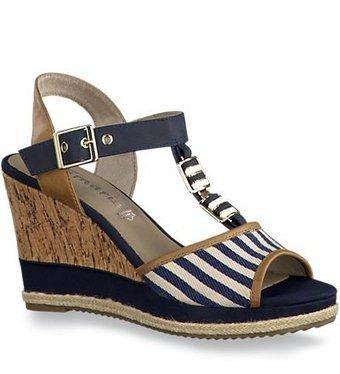 @@@   Tamaris Damen Sandalette 1-28353-20 (38) | sandalen damen günstig | Scoop.it