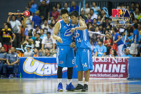 San Mig Coffee confident big-game experience will carry team past Ginebra in Game Seven | InterAksyon.com | Sports5 | Philippine Basketball Association at its finest | Scoop.it