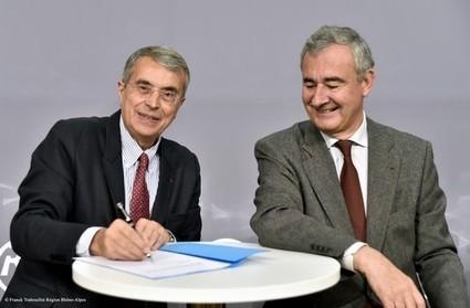 Le Conseil régional s'engage pour le Bâtiment durable en Rhône-Alpes | Les Echos de Savereux RP | Scoop.it
