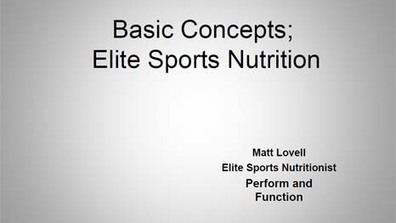 Nutrition   rugby nutrition   Scoop.it