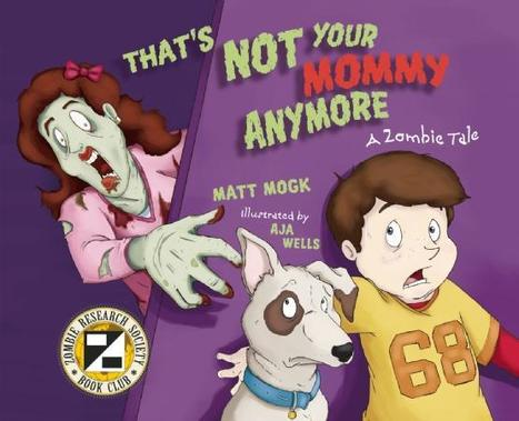 A Zombie Book With Survival Lessons for Kids | ApocalypseSurvival | Scoop.it