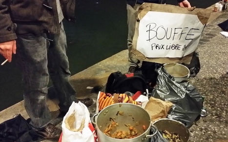 5 choses à savoir sur « Nuit Debout Lyon » - | International Communication 15M Indignados Occupy | Scoop.it