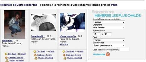 Sexfinder :Un reseau social pour trouver des sex friends | Les sites de rencontres:Actualité et nouveautés | Scoop.it