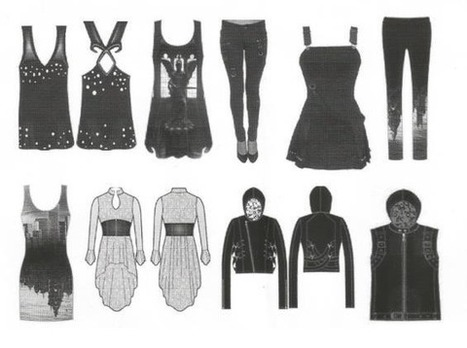 First look at Hot Topic's MORTAL INSTRUMENTS-inspired clothing ... | Fab Fashions | Scoop.it