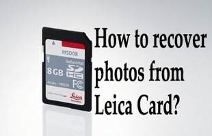 How to recover photos from Leica Card? | Rescue Digital Media | Scoop.it