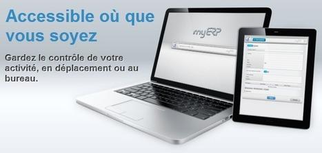 Logiciel gratuit - MyERP Fr en ligne Licence gratuite Progiciel de gestion complet pour PME et TPE | Les bons plans de la petite entreprise | Scoop.it