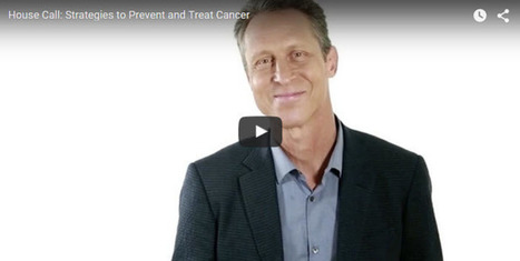 5 Strategies to Prevent and Treat Cancer - Dr. Mark Hyman | Health Supreme | Scoop.it