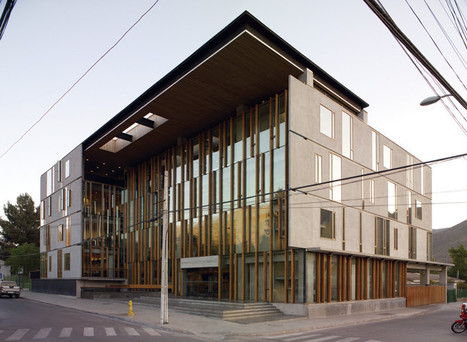 Salamanca Town Hall / Mario Carreño Zunino, Piera Sartori del Campo | Innovative Architecture and Façade design | Scoop.it