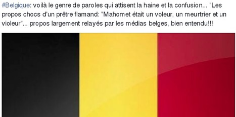 Belgique‬: voilà le genre de paroles qui attisent la haine et la confusion | World News | Scoop.it