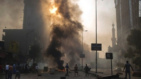 Egypt: 51 killed as clashes erupt, security forces crack down on protests | War Against Islam | Scoop.it