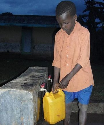 Water crisis hits Kampala, Wakiso | In2EastAfrica – East African ... | Africa Crisis | Scoop.it