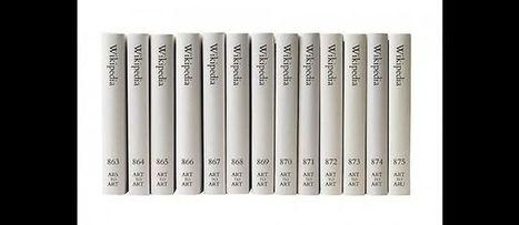 Wikipédia : faire du neuf avec du vieux | art move | Scoop.it