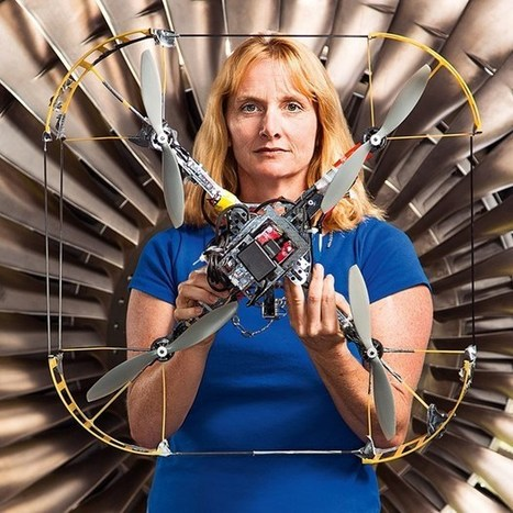 Autonomous flight: Mary Cummings's drones can make (almost) all the decisions (Wired UK) | Robot & AI | Scoop.it