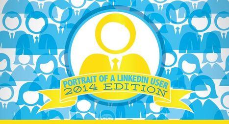 Les pratiques des utilisateurs LinkedIn en 2014 | Web marketing et réseaux sociaux | Scoop.it