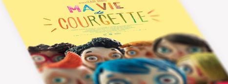 Ma vie de Courgette : un film pour aborder en classe l'enfance et ses ambivalences partenariat Réseau Canopé/ Gebeka production | TICE et éducation en Corse | Scoop.it