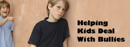 Helping Kids Deal With Bullies | Bullying No Way! | Scoop.it