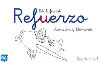 RECURSOS INFANTIL | Cuadernos de Refuerzo: Atención y Memoria ~ La Eduteca | MEMORIA | Scoop.it