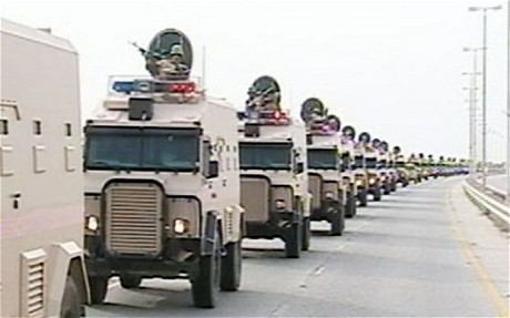 Why has Bahrain decided to call in the troops? | Coveting Freedom | Scoop.it