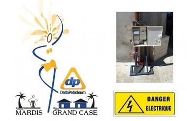 On a frôlé l'annulation des Mardis de Grand Case pour un problème électrique !   Les infos de SXMINFO.FR   Scoop.it