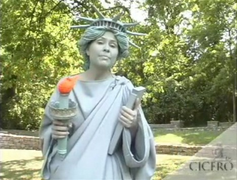 The Statue of Liberty's Story | American Symbols | Scoop.it