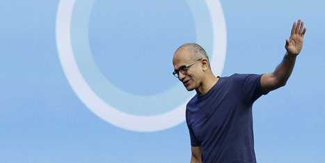 In A Six-Day Period, Microsoft's New CEO Satya Nadella Completely Changed The Company | Računalniki | Scoop.it