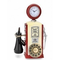 Petrol Pump Telephone $109 (AUD) | FREE Delivery | Red Wrappings | Birthday Gifts | Scoop.it