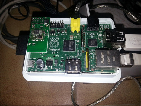 Le boitier Teko pour Raspberry Pi | Hightech, domotique, robotique et objets connectés sur le Net | Scoop.it