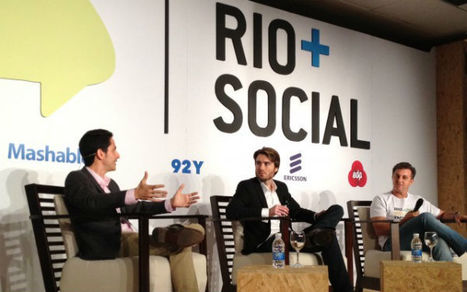 Can Social Media Save the Planet? Highlights From #RioPlusSocial | Epic Awesomeness | Scoop.it